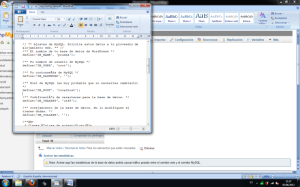 configuracion worpdress_xampp
