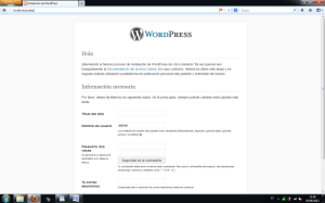 xampp_wordpress configurar