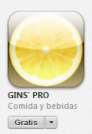 Como hacer un buen Gin-Tonic, para impresionar a tus amigos. Gin's Pro App para Iphone Ipad