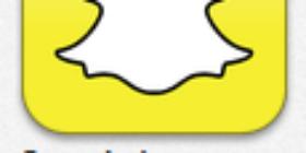 Snapchat aplicación para Ipad Iphone