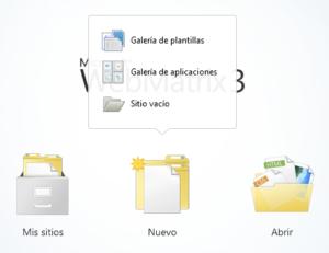 WebMatrix3 Windows 8