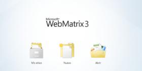 WebMatrix3 Instalar en Windows 7