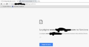 No puedo acceder a wp-admin