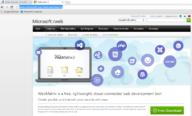 Instalar WordPress en local con Windows 10 y Webmatrix3